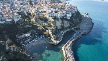 Pizzo Calabro in Calabria